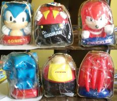 Ring Chime Sonic Banks -Import by SEGAMew
