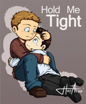 Destiel - Hold Me Tight by msloveless