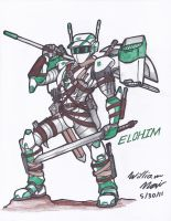 Robot Request - ELOHIM by WMDiscovery93