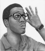 .:MusicSeries - Kid Cudi by OliviasArtwork