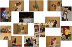 Megaplex 2012 - Events Collage by Stitchfan
