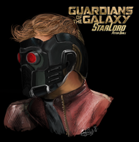 Star Lord by EdithSparrow