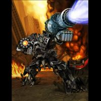 Ironhide by Rex-suler