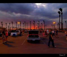 Hot Rods n Sunsets by Swanee3