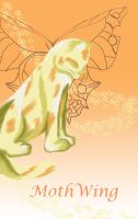 Mothwing by Trelithe by StarClan