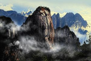 Huang Shan Mountain-52 by SAMLIM