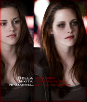 Bella - Reborn by Nikmarvel
