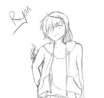 Ryan quick doodle by Xxninja-chickxX