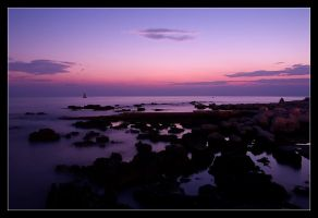 Colors of the sunset by IvanAntolic