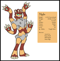 Nyla Reference by Zontar-Zon