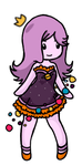 Cosmic Princess Animated Adoptable by Queen-Of-Cute