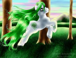 leprechaun Pony by FlyingPony