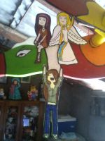 -Paper child- Mary, miriam n' lula by lulitaowo