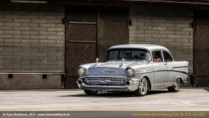 1957 bel air by AmericanMuscle