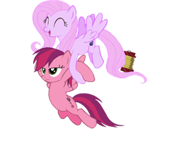 Skywishes and Sweetsong by xGamerGir3