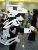 Liger Zero at Anime Expo 2013 by MidnightLiger0