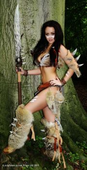 Barbarian by Artyfakes