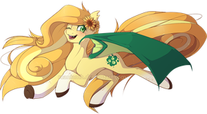 Comm : Sunny Meadow by Ruaniamh