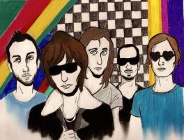 the STROKES by Moonrisepower