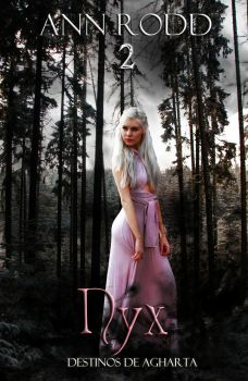 Nyx cover for Wattpad by Annssyn