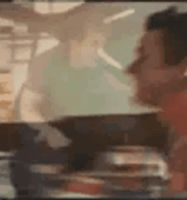 Attacking Mike GIF by songofhateanddeath