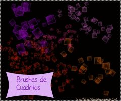 Brushes de cuadritos by letsgocrazycrazy