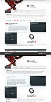 shuffl3 Template try1 and 2 by shuffl3