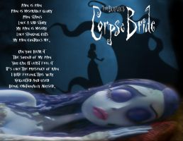 Corpse Bride: Love's Pain by Kyukitsune