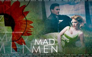 mad men by fahad4des