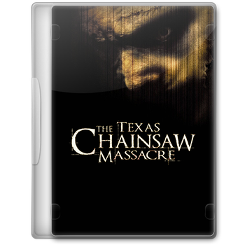 The Texas Chainsaw Massacre (2003) Movie DVD Icon by A-Jaded-Smithy