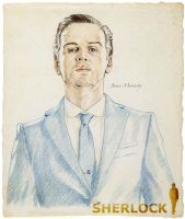 James Moriarty3 by 403shiomi