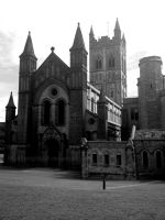 The Abbey by KillTheLights98