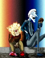 The Miser Brothers by ShadetheMystic