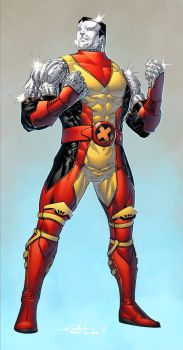 Colossus by spidermanfan2099