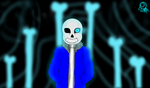 Sans 2 by Luna-the-Nightblade