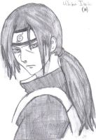 Itachi Sketch by babybrowns