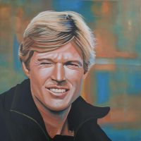 Robert Redford by PaulMeijering