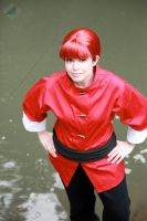 Ranma 1/2 Girl Version by VandorWolf