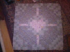 My finished Quilt top! by Jillah92