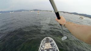 Stand Up Paddle by kayller77