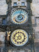Astronomical clock by Eden-beast
