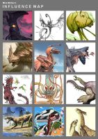 Influence Map by MickMcDee