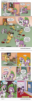 Age (In)appropriate (Part 5): The Love Trap by Pony-Berserker