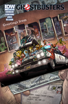 Ghostbusters 9 'Haunted America' cvr B by T-RexJones
