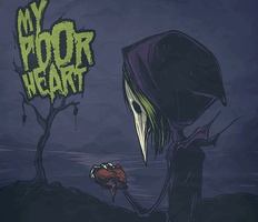 My Poor Heart by Aracnidos