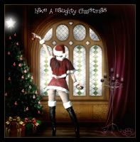 Have A Naughty Christmas by silentfuneral
