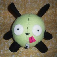 Gir Ball by StitchyGirl