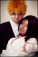 IchiRuki: She's mine by red-cluster