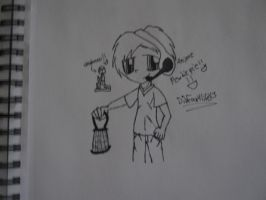 Anime Pewdiepie! :D by DibFan4LifeX3