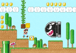 Mario World by real-live-lover